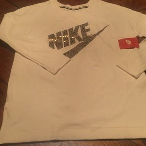 Women's Nike Sportswear fleece top
